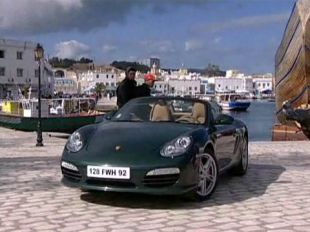 Essai : Porsche Boxster S 2009