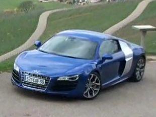 Vidéo Audi TT roadster 3.2 V6 - Essai