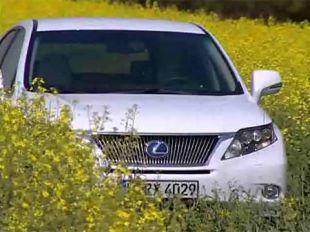 Essai : Lexus RX 450h