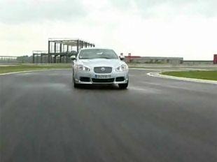 Essai : Jaguar XFR