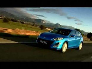 Essai : Mazda 3 MZR-CD 185 ch
