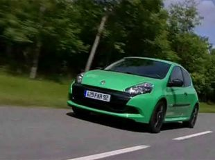 Essai : Renault Clio III RS Cup