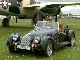 Essai : Morgan V6 roadster