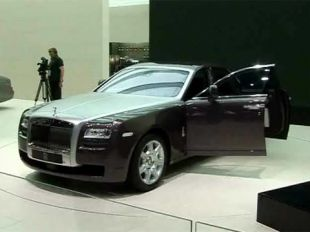 Salon : Rolls Royce Ghost