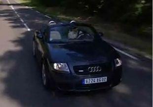Essai : Audi TT roadster 3.2 V6