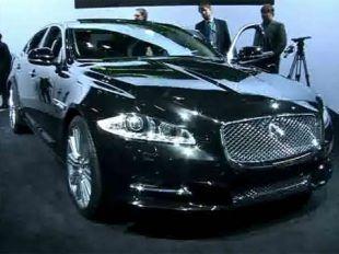 Salon : Jaguar XJ