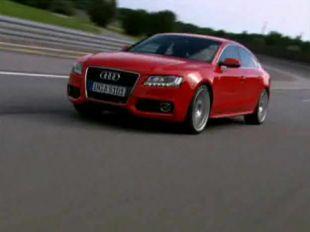 Essai : Audi A5 Sportback 3.0 TDI