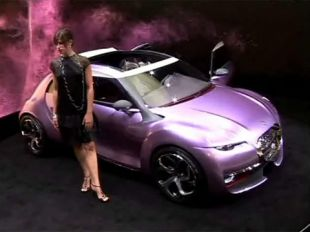 Salon : Citroën Revolte