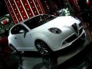 Salon : Alfa Romeo MiTo QV