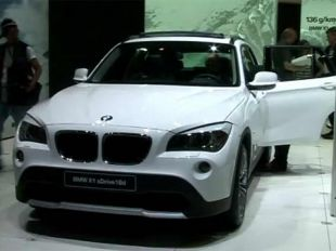Salon : BMW X1
