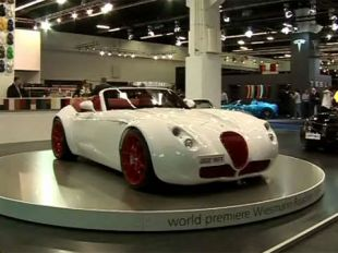 Salon : Wiesmann MF5 Roadster