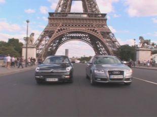 Vidéo Comparatif Lotus Elise SC - Audi TTS Roadster - Essai