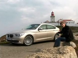 Essai : BMW 535i Grand Turismo