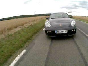 Essai : Porsche Cayman 2.9