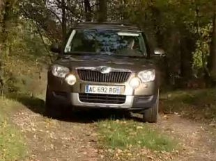 skoda yeti avis actualit annonces essai guide d 39 achat vid o photo motorlegend. Black Bedroom Furniture Sets. Home Design Ideas
