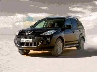 Essai : Peugeot 4007 HDi DCS