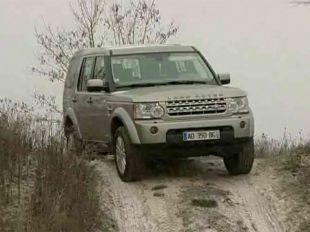 Essai : Land Rover Discovery IV