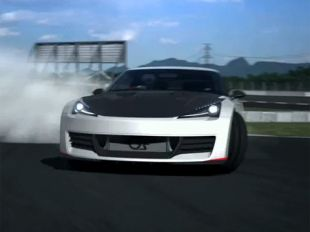 Toyota FT-86G Concept Gran Turismo 5 Trailer