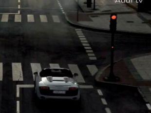 Vidéo Alfa Romeo 8C Competizione au Mondial de l'Automobile 2006 - Essai