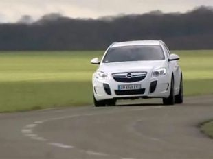 Essai : Opel Insignia OPC Sports Tourer