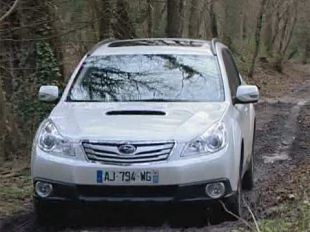 Essai : Subaru Outback 2.0D Boxer Diesel Club