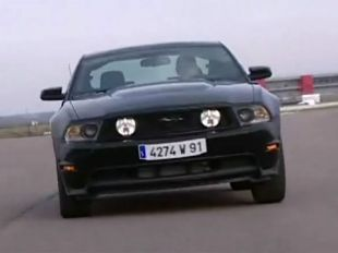 Essai : Ford Mustang GT Premium