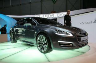 Salon : Peugeot 5 By Peugeot