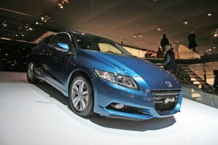 Salon : Honda CR-Z hybride