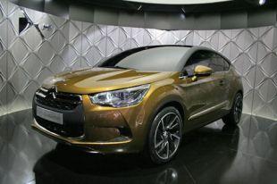 Salon : Citroën DS High Rider