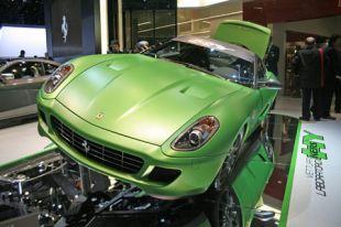 Salon : Ferrari HY-KERS