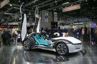 Salon : Bertone Pandion