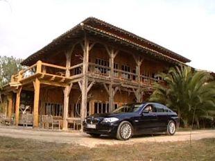 Essai : BMW Série 5 2010