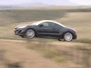 Essai : Peugeot RCZ