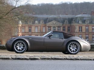 Essai : Wiesmann Roadster MF4-S