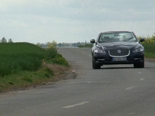 Essai : Jaguar XJ 2010
