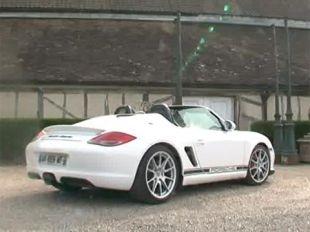 Vidéo Porsche Cayman (vidéo constructeur) - Essai