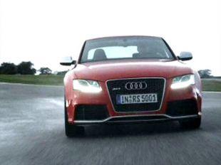 Essai : Audi RS5 coupé