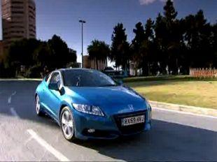 Essai : Honda CR-Z
