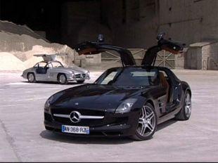 Essai : Mercedes SLS AMG