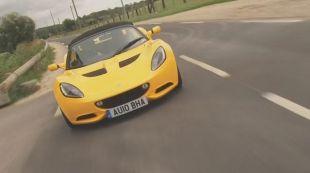 Essai : Lotus Elise 1.6