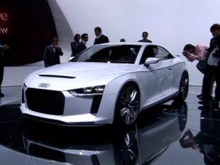 Salon : Audi Quattro Concept