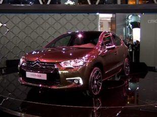 Salon : Citroën DS4