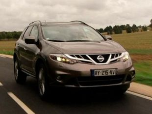 Essai : Nissan Murano dCi