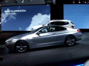 Salon : BMW Série 6 Coupé Concept