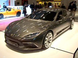 Vidéo Lexus LS 600h au Mondial de l'Automobile 2006 - Essai