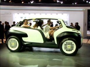 Vidéo Audi Quattro Concept - Mondial automobile de Paris 2010