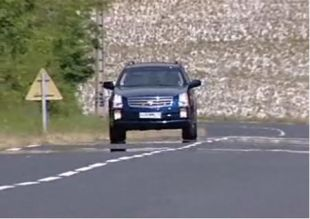 Essai : Cadillac SRX