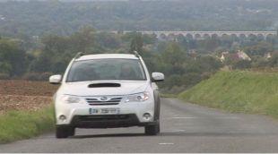 Essai : Subaru Impreza XV