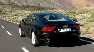 Essai : Audi A7 V6 3.0 TFSI 300 ch