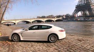 Essai : Porsche Panamera V6